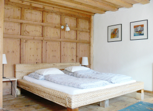 Schlafzimmer 1 - Serles